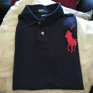 Ralph Lauren polo shirts size 10-12